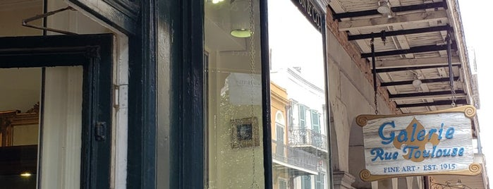 Wellington & Company is one of New Orleans.