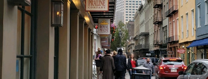 Royal Praline Shop is one of New Orleans.