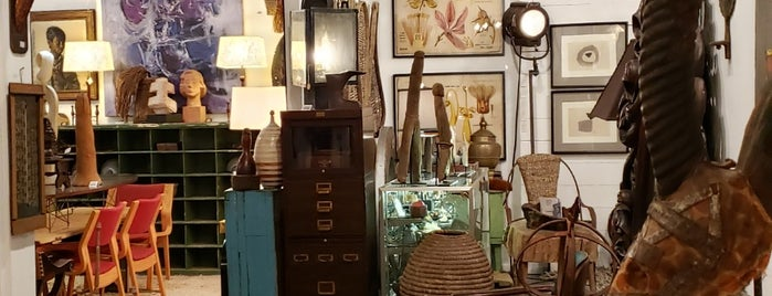 Trilogy Antiques & Designs is one of Rick'in Beğendiği Mekanlar.