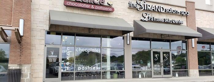 Delice Chocolatier San Antonio is one of San Antonio.