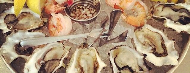 Anchor Oyster Bar is one of 2015 SF Bay Area Michelin Bib Gourmand.