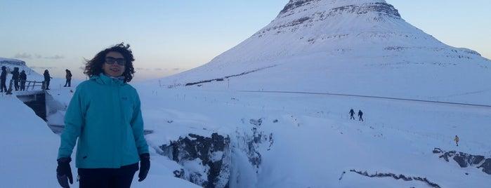 Kirkjufellsfoss is one of Locais curtidos por Hatice.