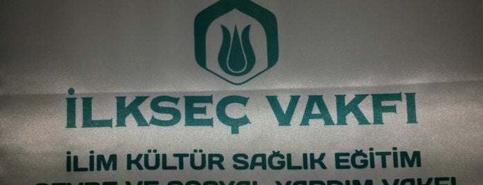 İLKSEÇ Vakfi Universite Yurdu ve Komleksi is one of Posti salvati di Sadullah.