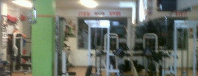 Etkin Spor Klubu is one of Çankaya'da Spor Salonları / Gyms in Çankaya.