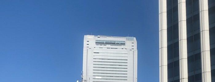 NEC Head Office Building (NEC Super Tower) is one of Orte, die Mark gefallen.
