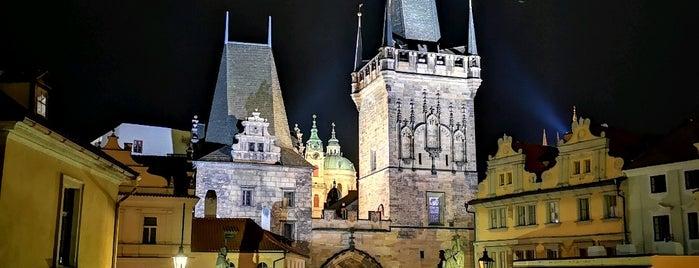 Malá Strana is one of Praga.