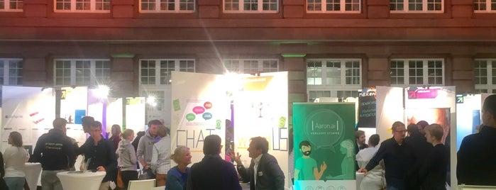 Deutsche Bank Forum is one of Veranstaltungsorte Berlin.