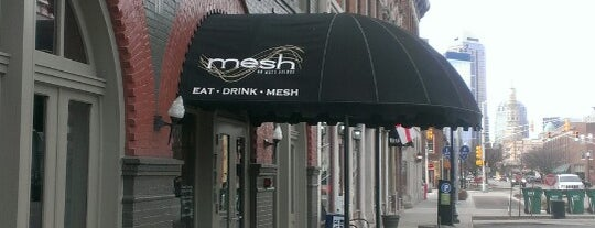 Mesh is one of The Best of Indianapolis Area Food.