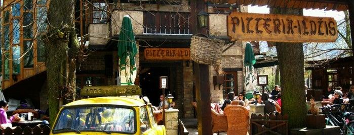 Pizzeria Ilidžis is one of Sarajevo.