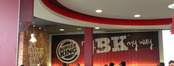 Burger King is one of Lieux qui ont plu à Mirko.