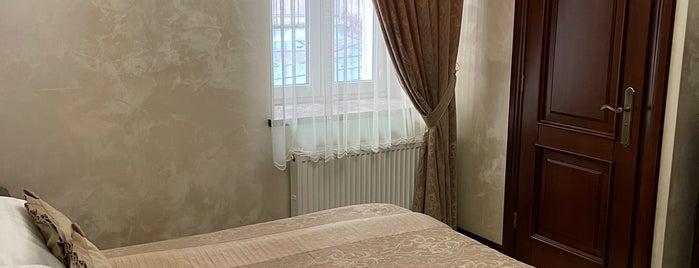 """Apart-hotel """"Horowitz"""" is one of львов."""