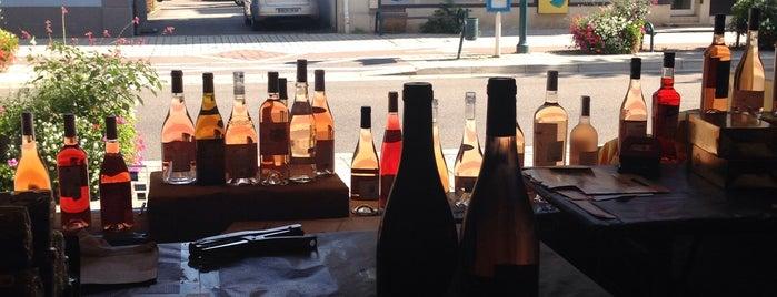 Au Monde du Vin is one of Kristof 님이 좋아한 장소.