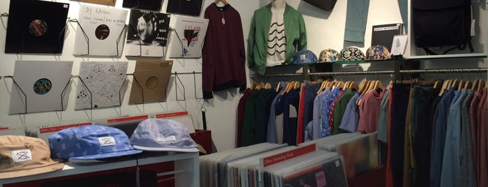 Rotation Boutique Berlin is one of worldwide record stores..
