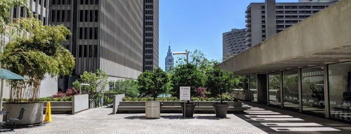 Fitness SF Embarcadero Center is one of Anthony : понравившиеся места.
