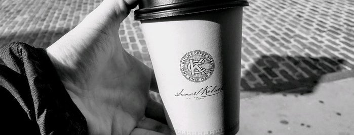 Kobrick Coffee Co. is one of New York City Wedding Present.