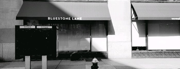 Bluestone Lane is one of Australian Owned/Run Coffee in NYC.