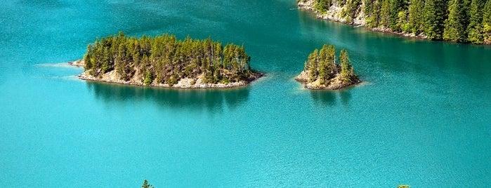 Diablo Lake is one of Lieux sauvegardés par Robin.