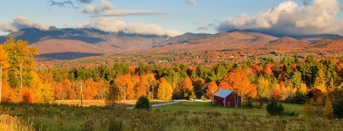 Top Of Mount Mansfield is one of The 10 Best Fall Hiking Trails in the U.S..