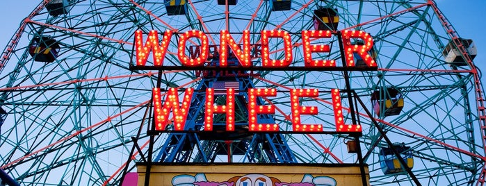 Coney Island Beach & Boardwalk is one of NYC Activities.
