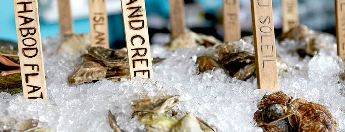 Eventide Oyster Co. is one of Where in the World to Eat.