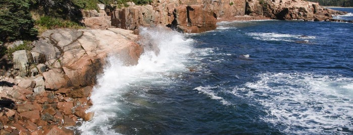 Parc national d'Acadia is one of National Parks.