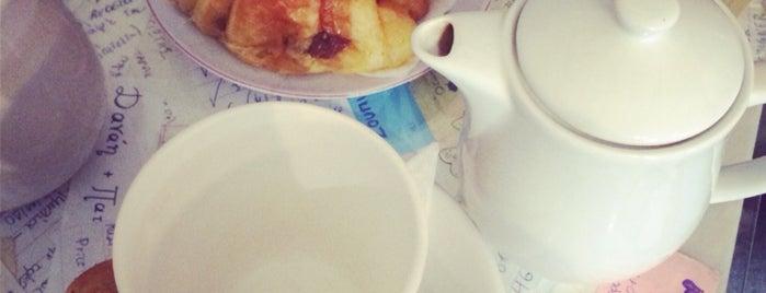 Τεϊοποτείον Στροφές is one of Been There Cafe And Sweets.