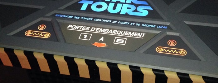 Star Tours : L'aventure continue is one of didemさんのお気に入りスポット.