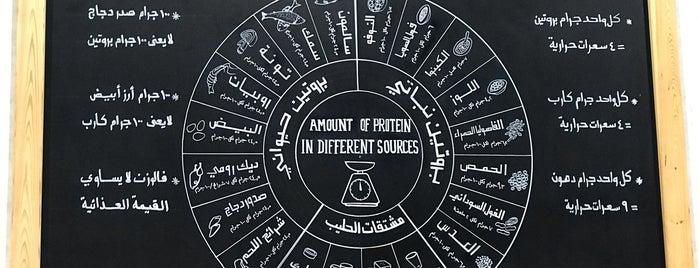 Healthy restaurants | Riyadh 🥦