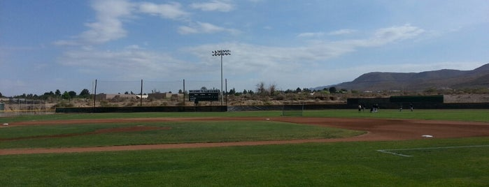Jim R Griggs Sports Complex is one of Independent League Stadiums.