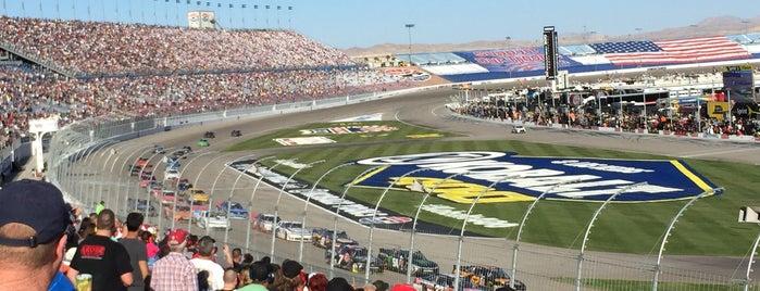 Las Vegas Motor Speedway: Blackjack Club is one of Las Vegas Outdoors.