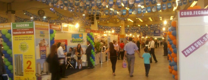 São Paulo Expo is one of Tempat yang Disukai MZ✔︎♡︎.