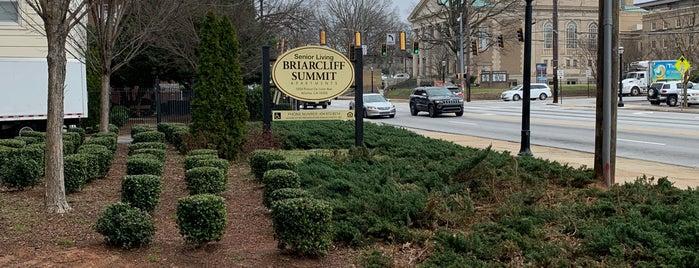Briarcliff Summit Apartments is one of สถานที่ที่บันทึกไว้ของ Chester Thrash.