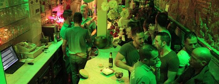 Botanic Bar Cafe is one of Bar.
