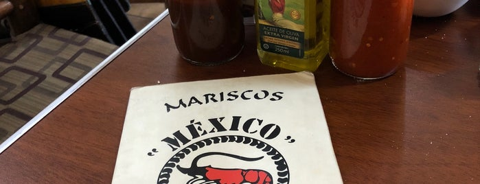 Máriscos México (Fallo) is one of Maria Joseさんのお気に入りスポット.