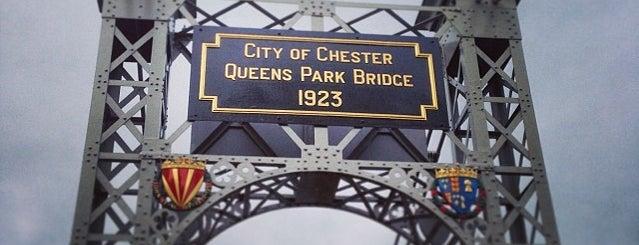 Queens Park Bridge is one of Posti che sono piaciuti a Hugo.