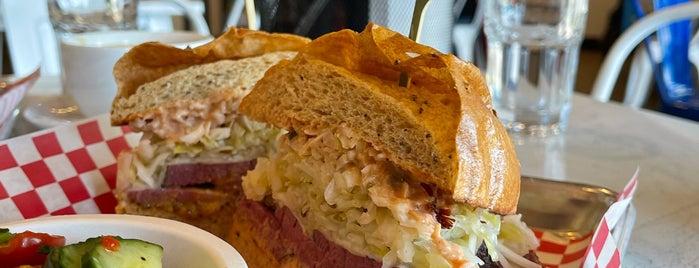 Schmaltzy's Deli is one of Seattle - Bagels.