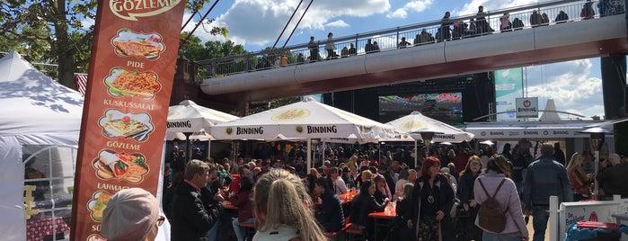 Frankfurter Ruderfest is one of สถานที่ที่ Fatih ถูกใจ.