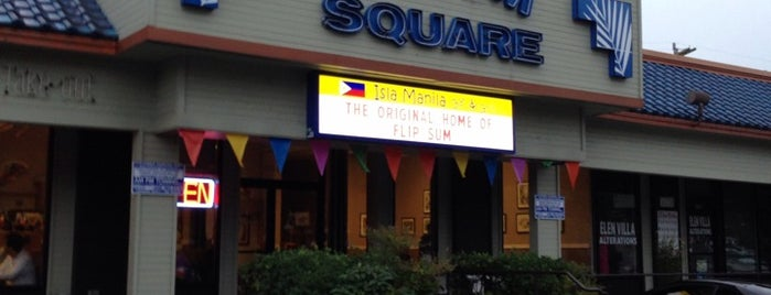 Isla Manila Bar & Grill is one of Seattle.