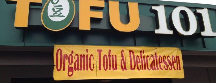 Tofu 101 is one of Shane 님이 좋아한 장소.