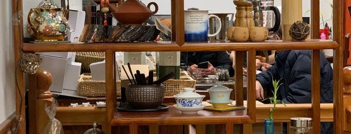 Seattle Best Tea is one of Lieux qui ont plu à Carl.