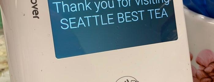 Seattle Best Tea is one of Carl 님이 좋아한 장소.
