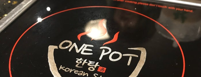 One Pot Korean Stew is one of International District, Seattle.