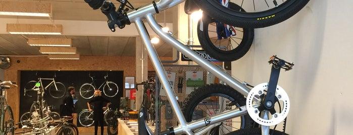 Bike Project Antwerp is one of Antwerpen centrum winkels.