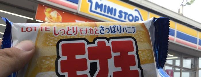 ミニストップ 養老船附店 is one of Orte, die Masahiro gefallen.