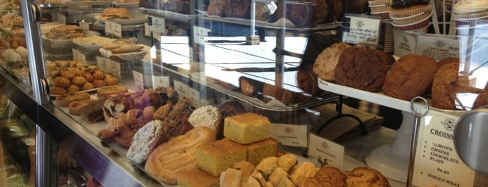Corrado Bread and Pastry is one of UES.