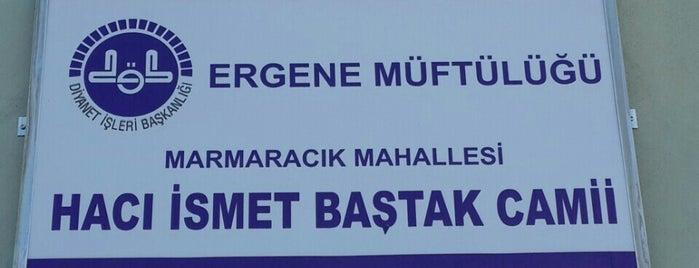 Hacı İsmet Baştak Camii is one of Lieux qui ont plu à Ömer.