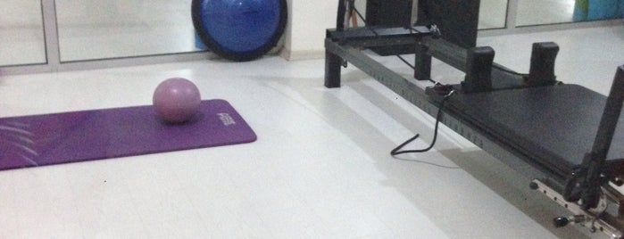Miss Fit Pilates is one of Vazgeçilmez adreslerim.