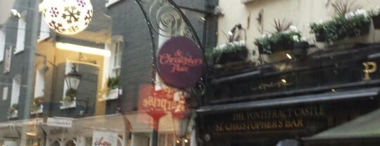 The King's Head is one of London Pubs.