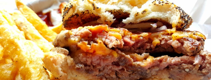 Fat Broder is one of Top 12 Burgers in Buenos Aires.