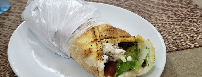 Samer is one of Top 10 Shawarma in Buenos Aires.